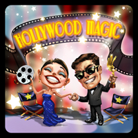 Hollywood Magic Logo
